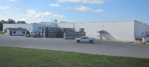 USDA Certified Cold Storage Facility for Sale